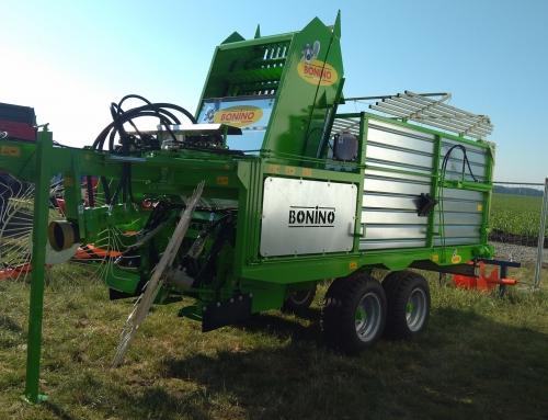 PREMIERĂ ÎN ROMÂNIA: Mașina de recoltat lavandă